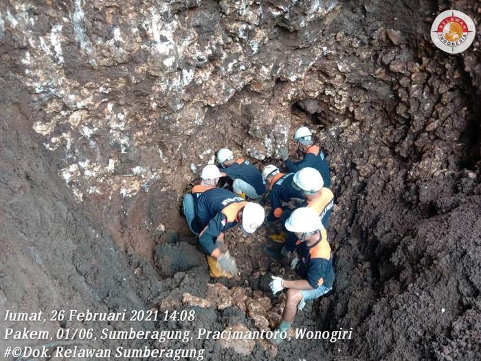 Luweng yang sempat hilang selama 93 tahun akhirnya ditemukan di Desa Sumberagung, Kecamatan Pracimantoro, Wonogiri.