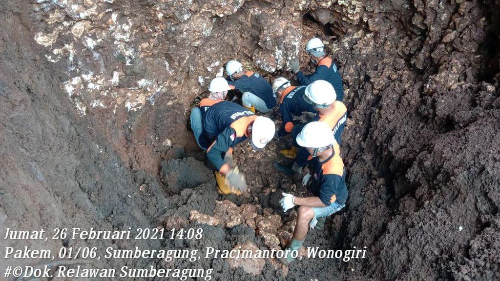 Ratusan Luweng di Wonogiri dan Bisa Bertambah Lagi
