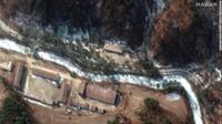 Persembunyian Fasilitas Senjata Nuklir Korea Utara Ketahuan