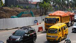 Atasi Kemacetan, Pemkab Bandung Barat Bangun Flyover Simpang Padalarang