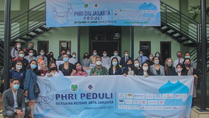 PHRI DKI Jakarta Peduli