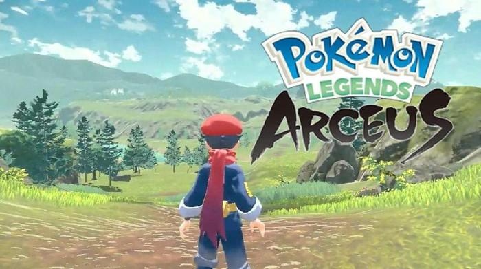 Pokemon Legends Arceus game baru Nintendo Switch, akan rilis pada 2022.
