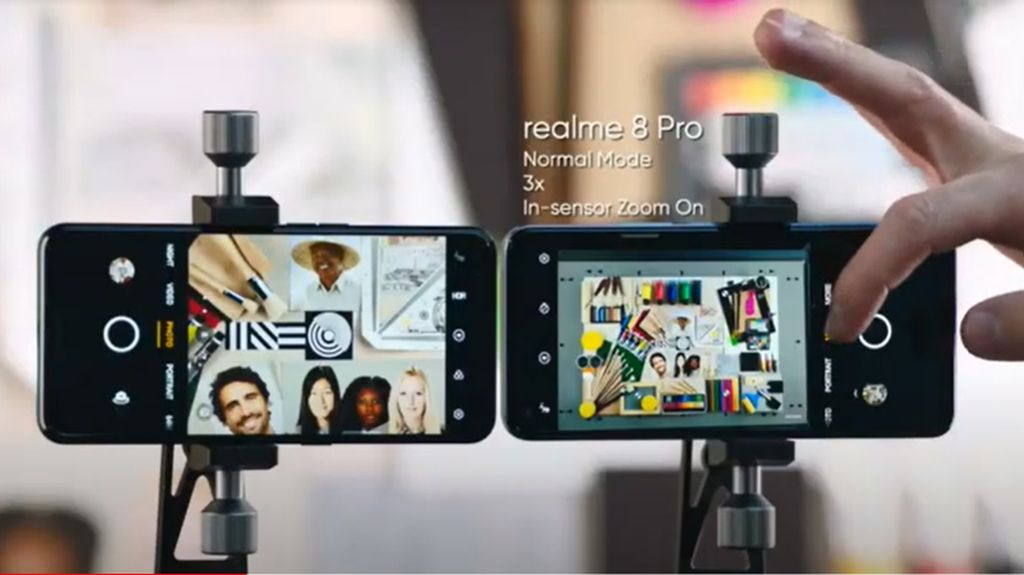 Mengintip Kecanggihan Kamera Realme 8 Pro yang Segera Diluncurkan!