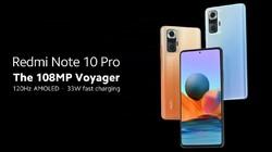 Redmi Note 10 Punya Layar Super AMOLED dan Kamera 108 MP