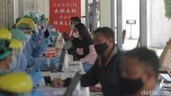 Vaksinasi ASN Pemkot Makassar Sepi Peminat