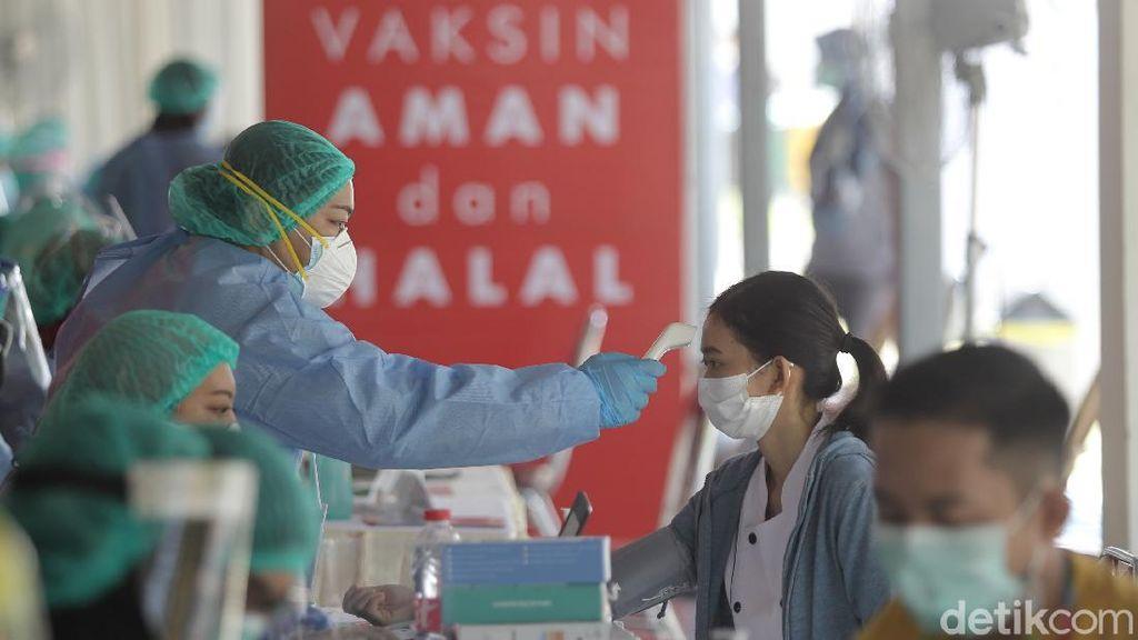 Ingat! Tak Bisa Dadakan, Vaksinasi COVID-19 Harus Daftar Dulu
