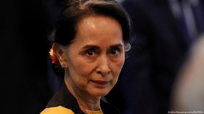 Singapura dan Malaysia Tuntut Pembebasan Aung San Suu Kyi