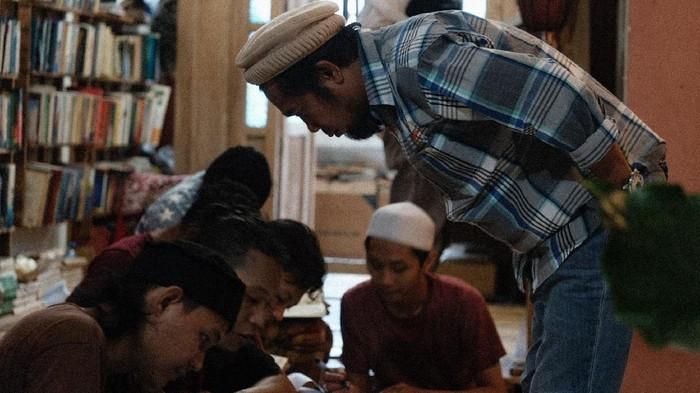 Tasawuf Underground di Ciputat, Tangerang Selatan, Banten.