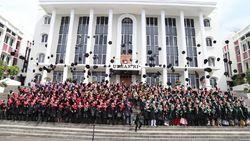 20 Universitas Terbaik di Jabar Versi Webometrics, Ada yang Beri Gelar ke Megawati