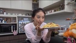 Wah! Natasha Wilona Ternyata Hobi Makan Mie dan Pasta
