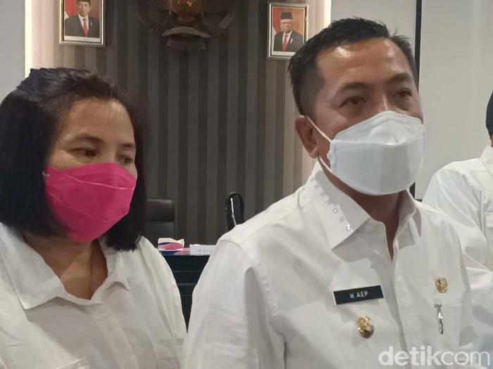 Wakil Bupati Karawang Aep Syaepuloh