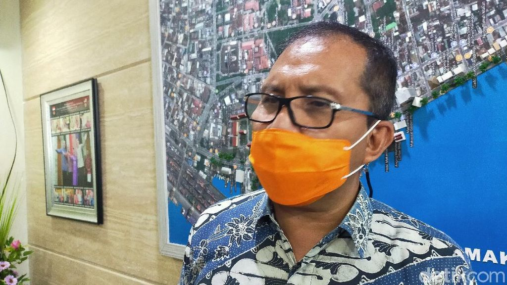 Walkot Copot Kepala BPBD Gegara Tak Update COVID Bikin Makassar Zona Oranye