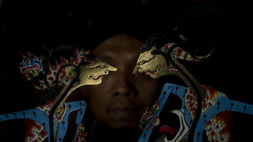 Di Desa Ini Mahar Perkawinan Bisa Pakai Wayang Kulit, Ini Filosofinya