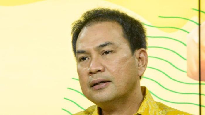 Azis Syamsuddin.