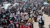 Demo Antikudeta di Myanmar yang Kian Hari Kian Gahar