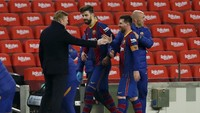 Barcelona Vs Sevilla: Malam Terbaik untuk Ronald Koeman