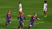 Video Gol-gol Comeback Barca atas Sevilla di Copa del Rey