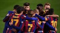 Comeback Dramatis Barcelona atas Sevilla di Copa del Rey