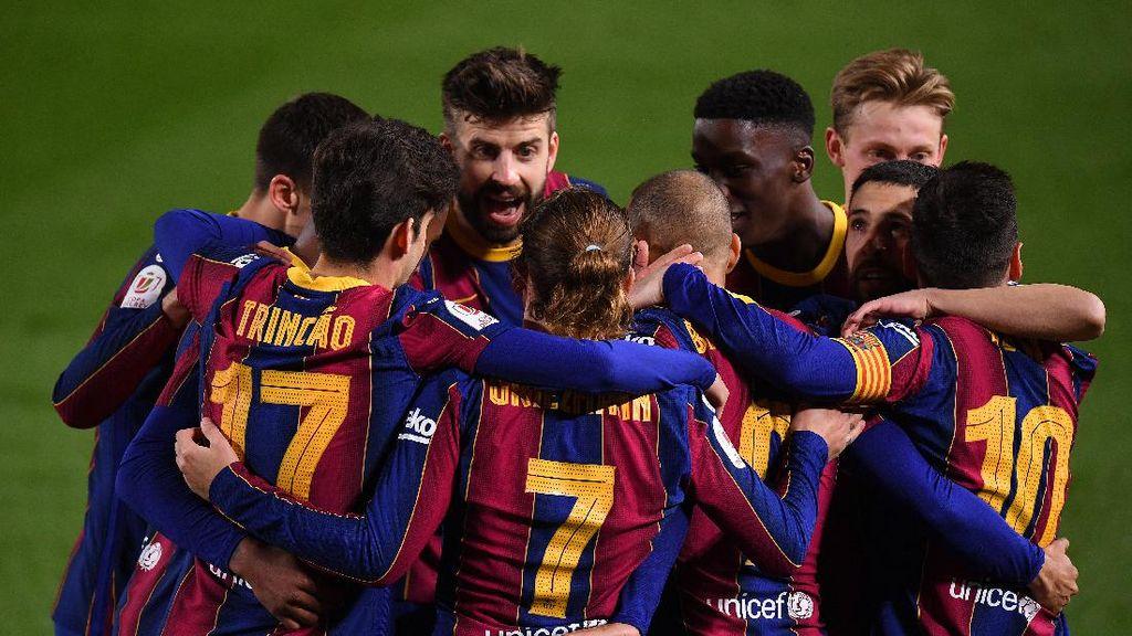 Segudang Masalah Barcelona
