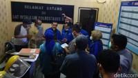 Datangi Polrestabes Medan, Demokrat Sumut Minta KLB Dibubarkan
