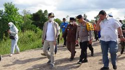 Ketua DPRD Jambi Puji Upaya Masyarakat Cegah Karhutla di Muntialo
