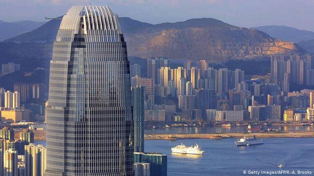Di Bawah Kendali China, Kebebasan Ekonomi Hong Kong Dicabut