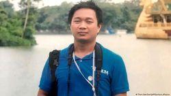 Enam Jurnalis Myanmar Ditangkap Saat Meliput Demo Antikudeta