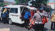 Kecelakaan Truk Vs Motor di Sragen, Ibu dan 2 Anaknya Tewas