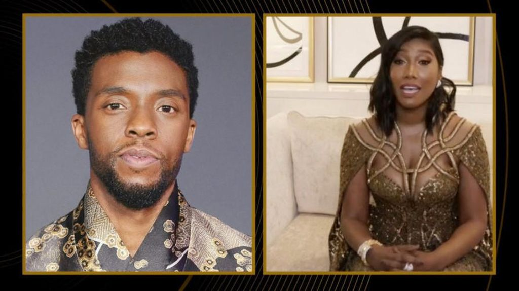 Warisan Terakhir Chadwick Boseman di Piala Golden Globe 2021