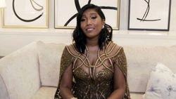 Pidato Haru Istri Chadwick Boseman di Golden Globes 2021