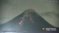 Gunung Merapi Erupsi Lagi Malam Ini, Awan Panas Meluncur Sejauh 2 Km
