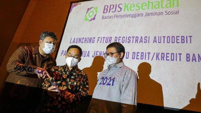BPJS kerjasama dengan DOKU luncurkan fitur registrasi autodebit pada aplikasi Mobile JKN. Fitur itu mudahkan pengguna lakukan registrasi autodebit iuran JKN-KIS