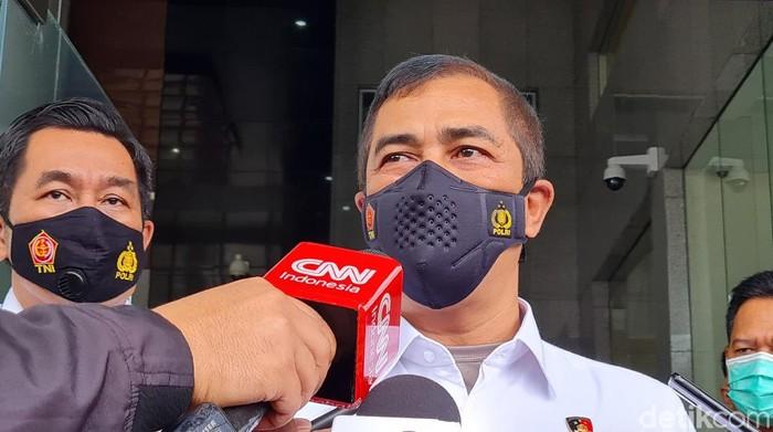 Kabareskrim Polri Komjen Agus Andrianto