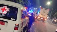 Bus Tabrak Motor di Sragen, 1 Orang Tewas di Lokasi