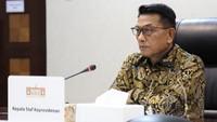 Ramai Disinggung Terkait KLB Demokrat, Moeldoko Juga Pimpin HKTI