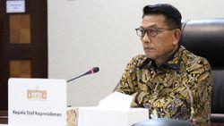 Kader Partai Demokrat Laporkan Moeldoko ke Ombudsman RI