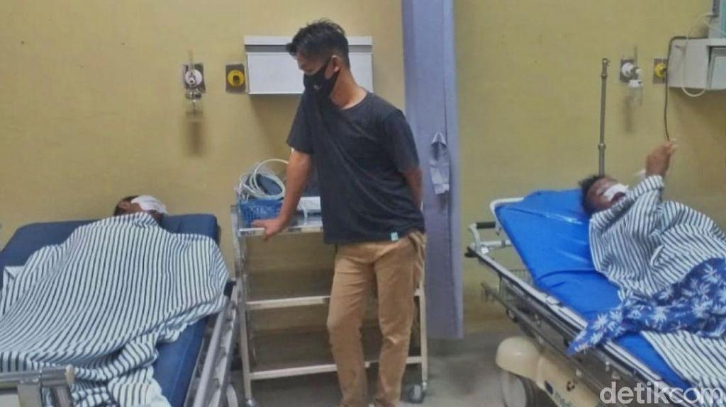 Tak Diberi Deposit Judi Online, Pria di Palembang Siram Teman dengan Air Keras