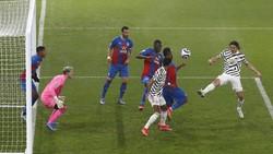 Crystal Palace Vs Man United Tuntas Tanpa Pemenang