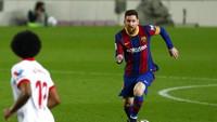 Comeback Mantap Barcelona Tanpa Campur Tangan Messi