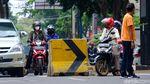 Masih Ada Pemotor Bandel Terobos Jalan Satu Arah di Blok A Jaksel