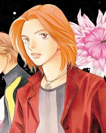 Karakter manga Mimasaka Akira di Hana Yori Dango