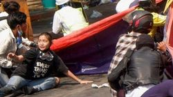 Saksi Mata Ungkap Kengerian Saat Hari Paling Berdarah di Myanmar