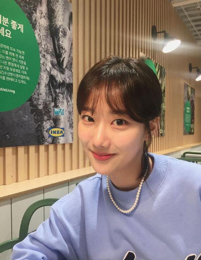 naeun april - kasus tudingan bully kepada hyunjoo eks. APRIL