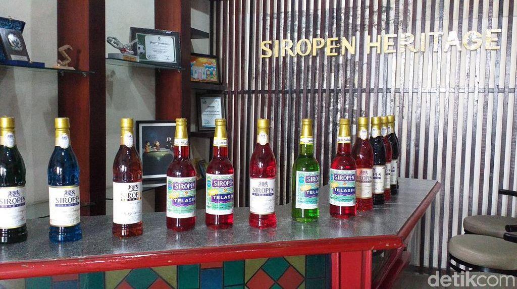 Menengok Pabrik Sirup Siropen Telasih Warisan Belanda di Surabaya