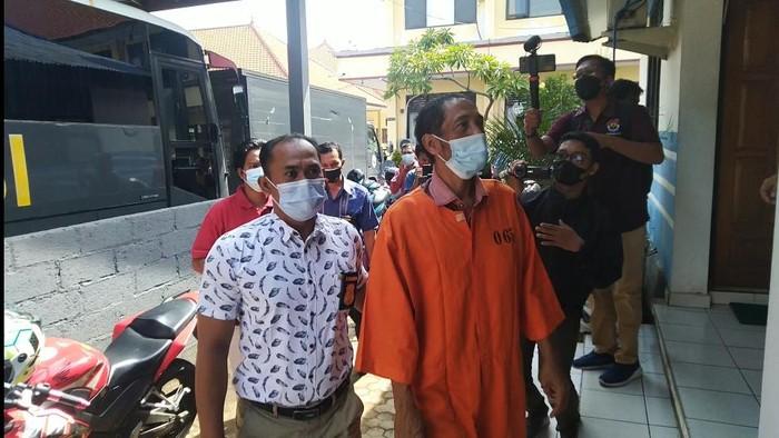 Pelaku penyelewengan dana BUMDes di Bali (Dok Polsek Buleleng)