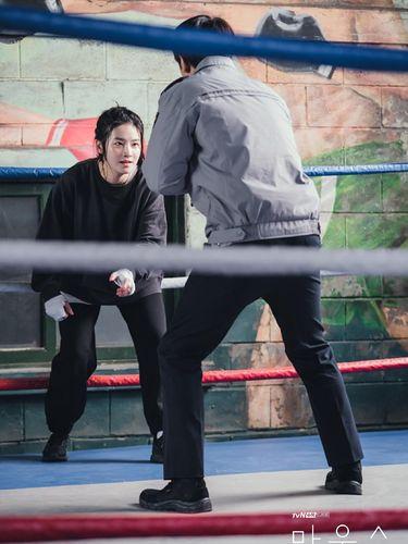Pemain Drama Korea Mouse, Lee Seung Gi dan Park Joo Hyun