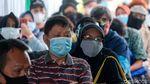 Tertibnya Vaksinasi COVID-19 untuk Lansia di BBPK Jakarta