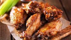 Resep Sayap Ayam Panggang Bumbu Kecap yang Gurih Renyah