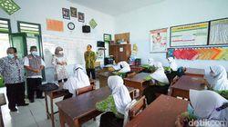 813 SD dan 199 SMP di Banyuwangi Mulai Sekolah Tatap Muka