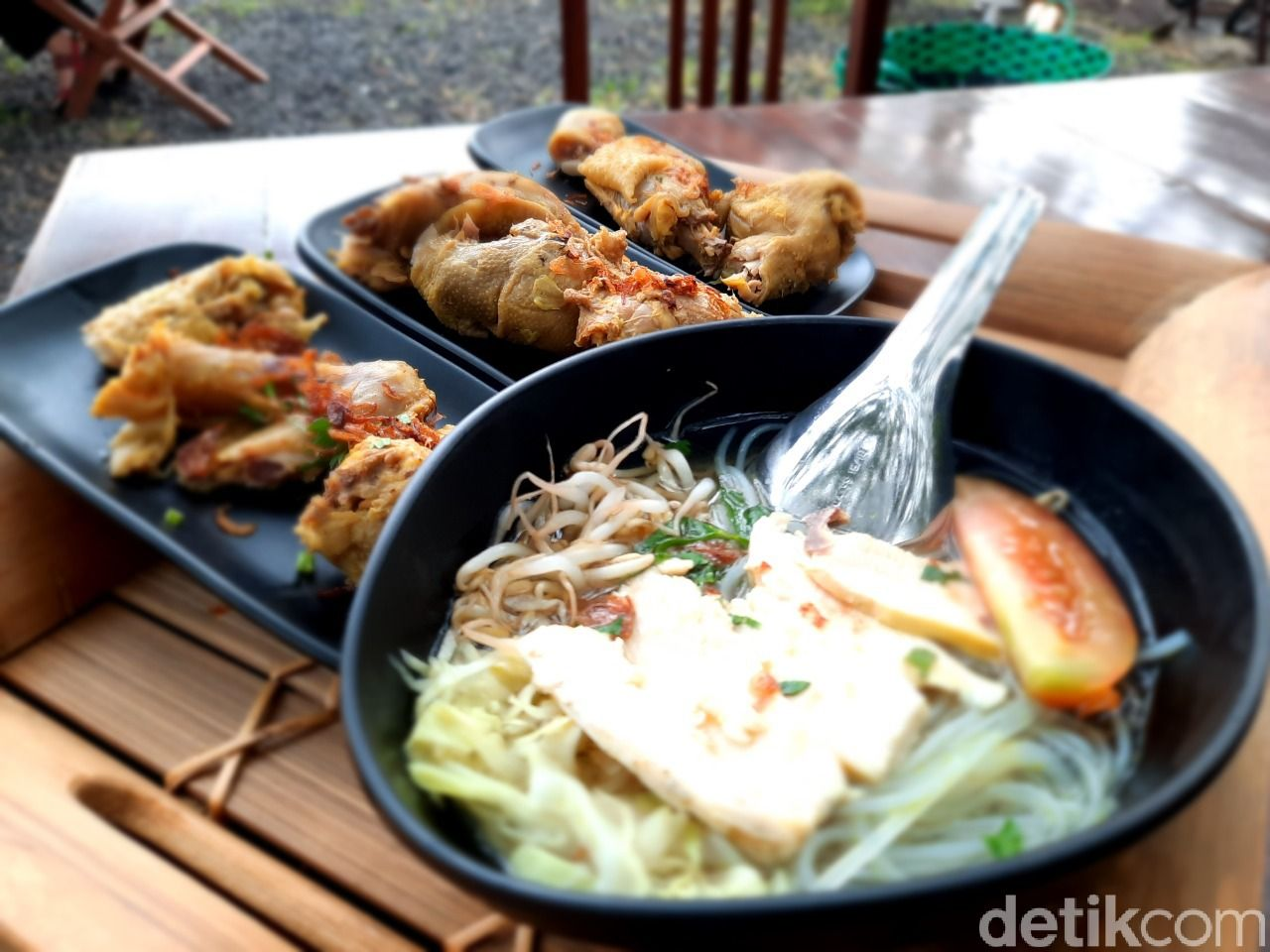 Soto Empal Kenanga- Tawarkan Menu Soto Empal Kerbau yang Enak